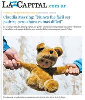 Diario La Capital de Rosario. Nota