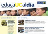 Boletin Educa Uc - Nota a Lic. Claudia Messing