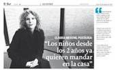 Nota Diario El Sur de Concepción, Chile