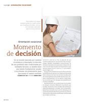 Revista Mas Salud - Nota Orientación Vocacional